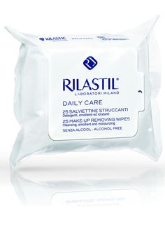 10 Best Beauty Imports: Rilastil Daily Care Makeup Removing Wipes