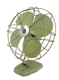 electrolhome vintage fan