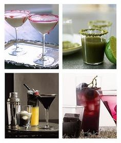 Halloween cocktails!#Repin By:Pinterest++ for iPad#