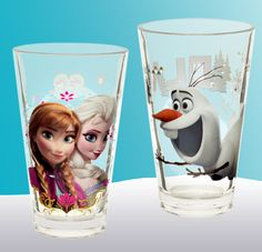 Do you want to build a snowman? It doesn't have to be a snowman, it could be our new Frozen juice glasses. Don't 'let it go' out of stock before you order - our Frozen line seems to be melting away faster than a snowman in Summer! Although, 'some people are worth melting for', as Olaf would say #Frozen #ZakDesigns http://www.zak.com/character_collections_disney_frozen