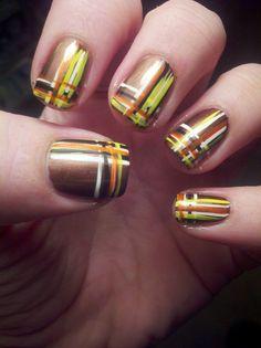 nailart, nekkid nail, nail art