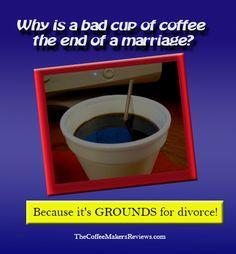 Coffee Maker Jokes : Coffee Jokes and cool Coffee Makers on Pinterest Coffee