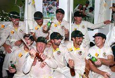 Australian Cricket Team - 13/14 Ashes