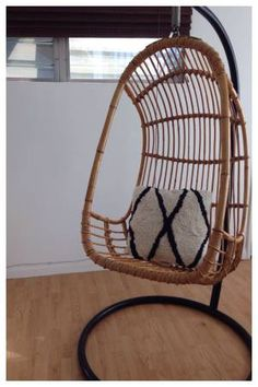 1960-1970 vintage bamboo chair $400