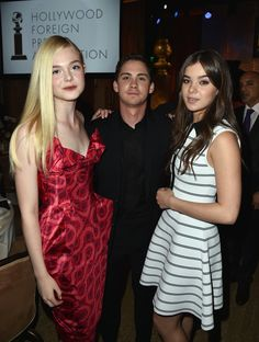 logan lermanElle Fanning And Logan Lerman