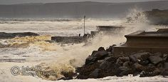 Thurso Beach Breakers by Labes59, via Flickr