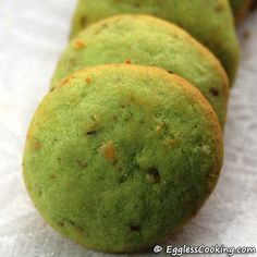 pistachio pudding cookies, ohhh, what fun for St. Patty's day! What a fun easy recipe to do w/ the kids!