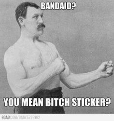 Bitch sticker!!