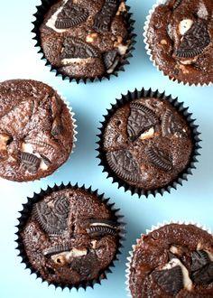 Oreos + cupcakes = AMAZING