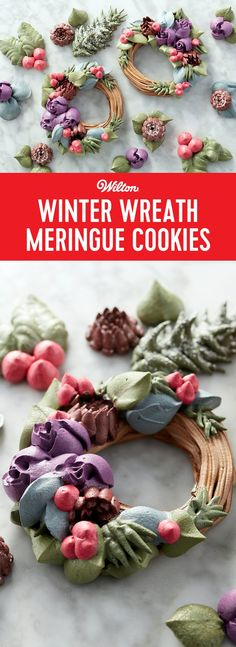 Winter Wreath Mering