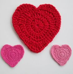 How to Crochet a Perfect Heart