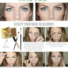 Nose Contouring Do's & Don'ts | Maskcara