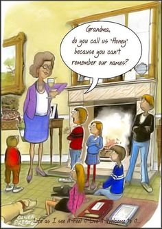 #grandmother #grandma #honey #funny #humor #grandchild #grandchildren #hilarious #family #love