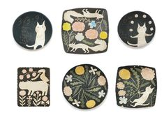 Makoto Kagoshima Plates