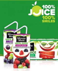 Save on Minute Maid Juice Boxes