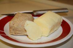 Homemade Butter in Vitamix