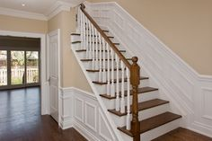 Spaces Stained Wainscoting Design, Pictures, Remodel, Decor and Ideas - page 5