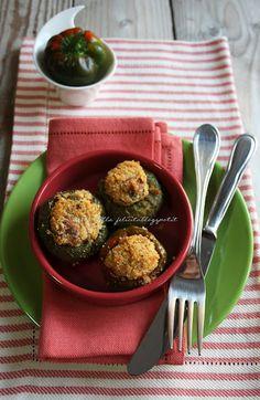 La ricetta della felicità: Peperoni ripieni alla calabrese... ritorno alle origini #calabrianfood
