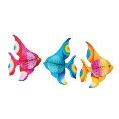 Tropical Fish - OrientalTrading.com