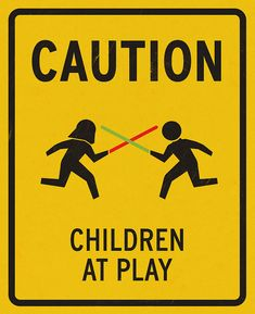 Caution! The Force is with Them!
