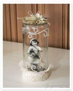 really cute jar fairy