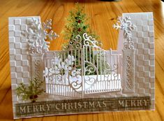 MMTPT282 - Merry Christmas Anita