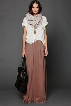 maxi skirts we're going mad over!