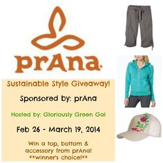 Jovan's Journey: prAna Sustainable Style Giveaway!  Ends March 19, ...