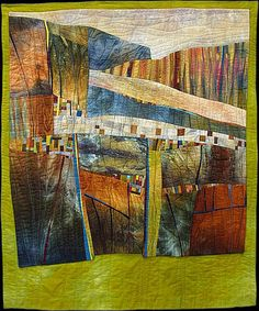 a prize winner at Houston's Quilt Fest -- by Jean Wells
