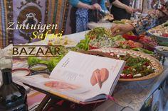 Zintuigensafari op de Beverwijkse Bazaar