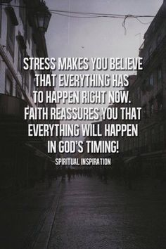 the lord, remember this, life, god time, stress, thought, inspir, faith quotes, live