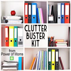 Free clutter buster