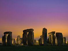 Stonehenge at Twilight