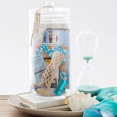 Put all of Mom's favorite momentos in one place with a Mother's Day time capsule. More ideas for Mother's Day: http://www.bhg.com/holidays/mothers-day/crafts/mothers-day-crafts-for-kids/?socsrc=bhgpin050513timecapsule=11