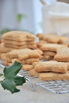 Coconut Sugar Cookies | TheHealthyApple.com |  #glutenfree #healthy #christmas #dessert #yum #dairyfree #vegan #health