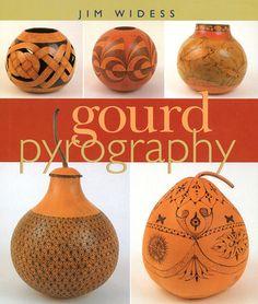 Gourd Pyrography