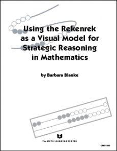 Math Coach's Corner: DIY Rekenreks, Take 2