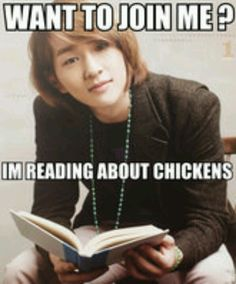 All about chickens... Onew knows all