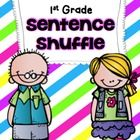 Your students will love making real and nonsense sentences with this fluency center.  You will probably hear a few chuckles when they read some of the silly sentences that they will make.  Reading level:  1.0  Perfect for advanced kindergarten students and 1st grade students.  paid