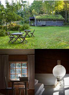 Cabin...