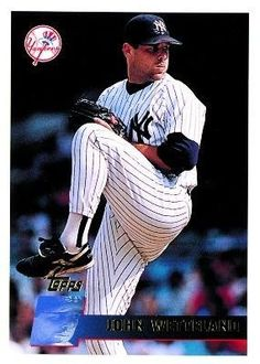 1996 Topps #95 John Wetteland - New York Yankees (Baseball Cards) by Topps. $0.88. 1996 Topps #95 John Wetteland - New York Yankees (Baseball Cards)