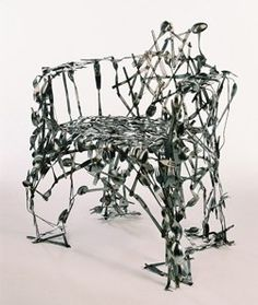 Cutlery Chair #Chair, #Cutlery, #Furniture, #Seat