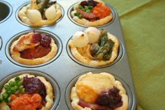 What a great idea for thanksgiving dinner leftovers!!!