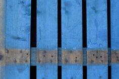 bleu, planche