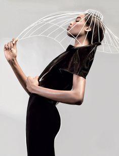 Maria Borges by Rui Aguiar for Vogue Portugal April 2014 7