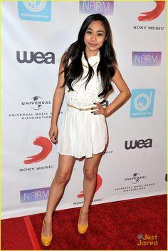 Jessica Sanchez Performs at Univision Upfronts | jessica sanchez today univision upfront 04 - Photo
