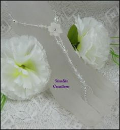 "Daisy Swarovski AB Crystals ""Classic"" Barefoot Sandals Bridal 1 Pair | eBay"