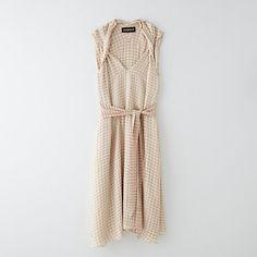 pretty spring dress | steven alan