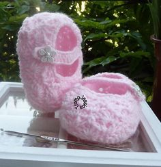 Baby booties Free pattern babi shoe, baby booties free pattern, crochet patterns, baby shoes