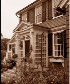 Porch Ideas On Pinterest Brick Design Front Porches And Colonial